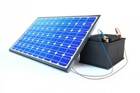 Solar Battery Equipment